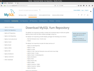 001_Download MySQL Yum Repository.png